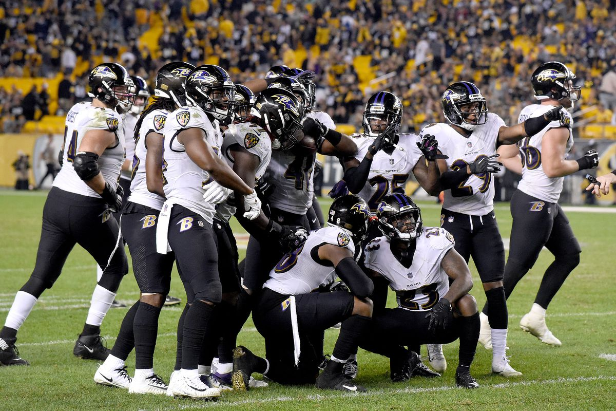 da813c66 NFL Week 5 Power Rankings: Two contenders rise out of the AFC North ...