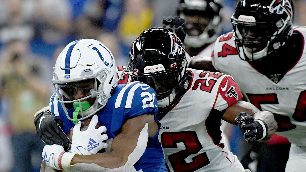 Atlanta Falcons v Indianapolis Colts