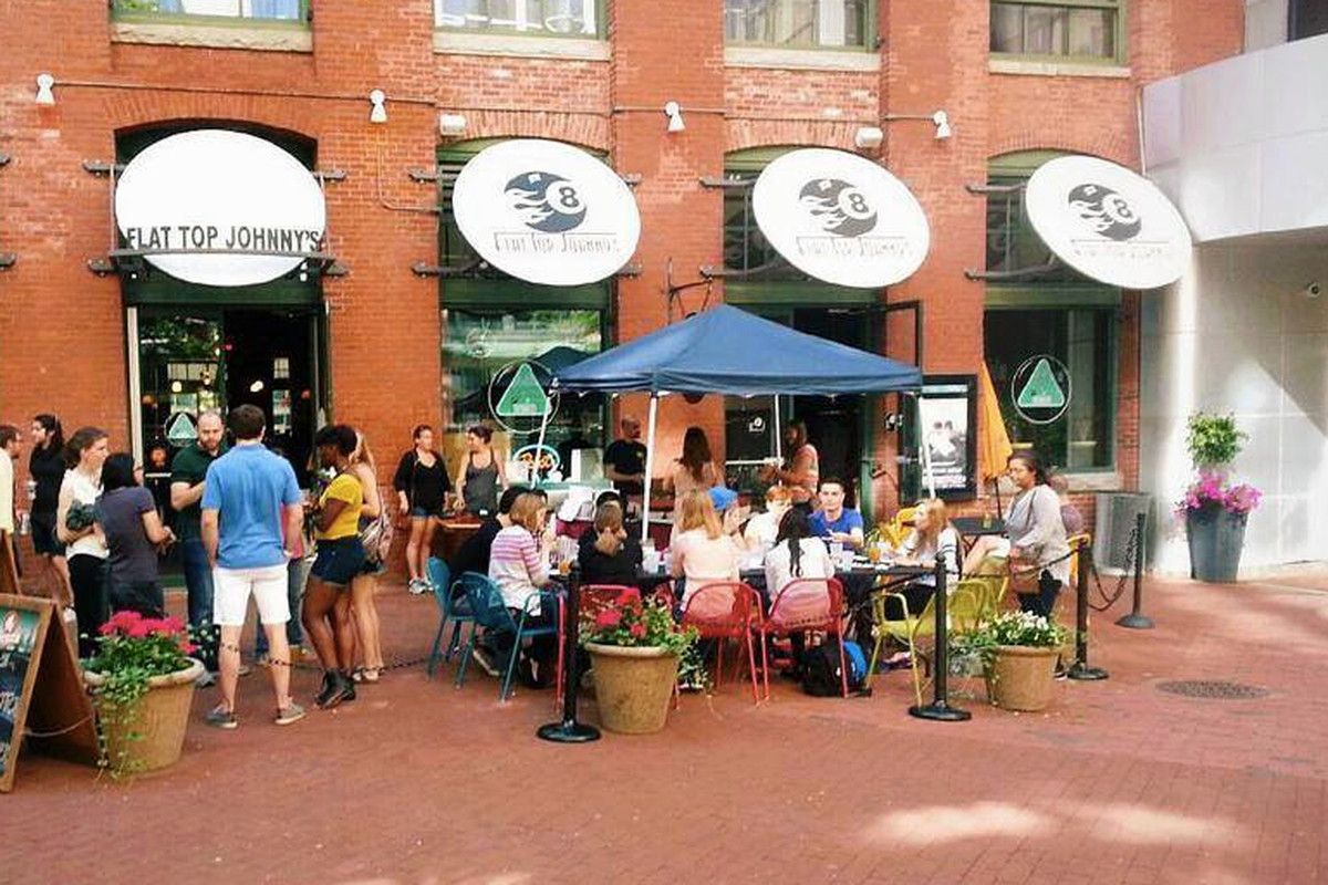 A Few Kendall Square Restaurants Suffer Smoke Water Damage Sunday
