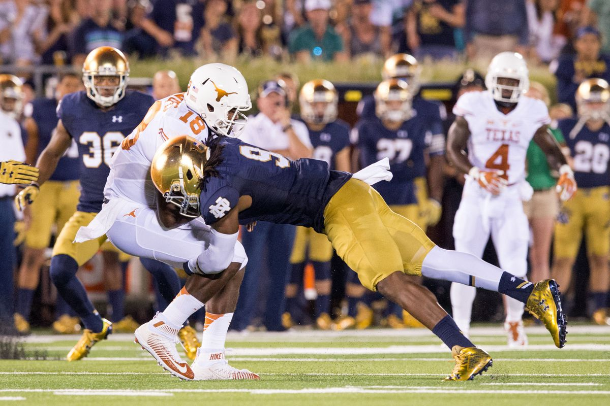 tyrone swoopes notre dame