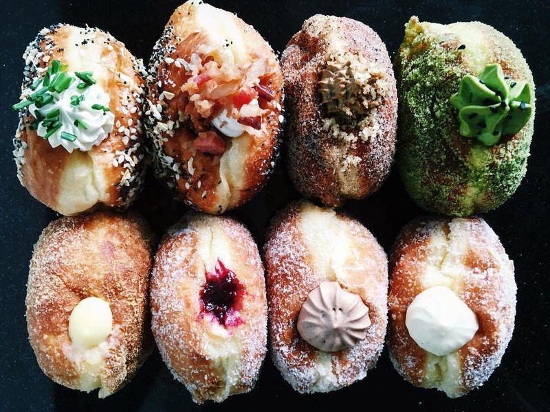 B Doughnut [Photo: Official]