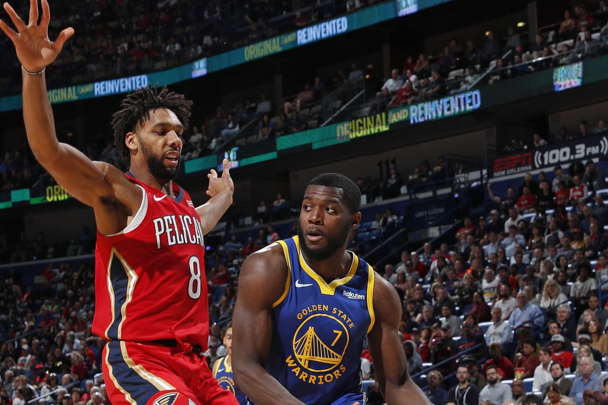 Pelicans and Warriors limp into Smoothie King Center for a battle