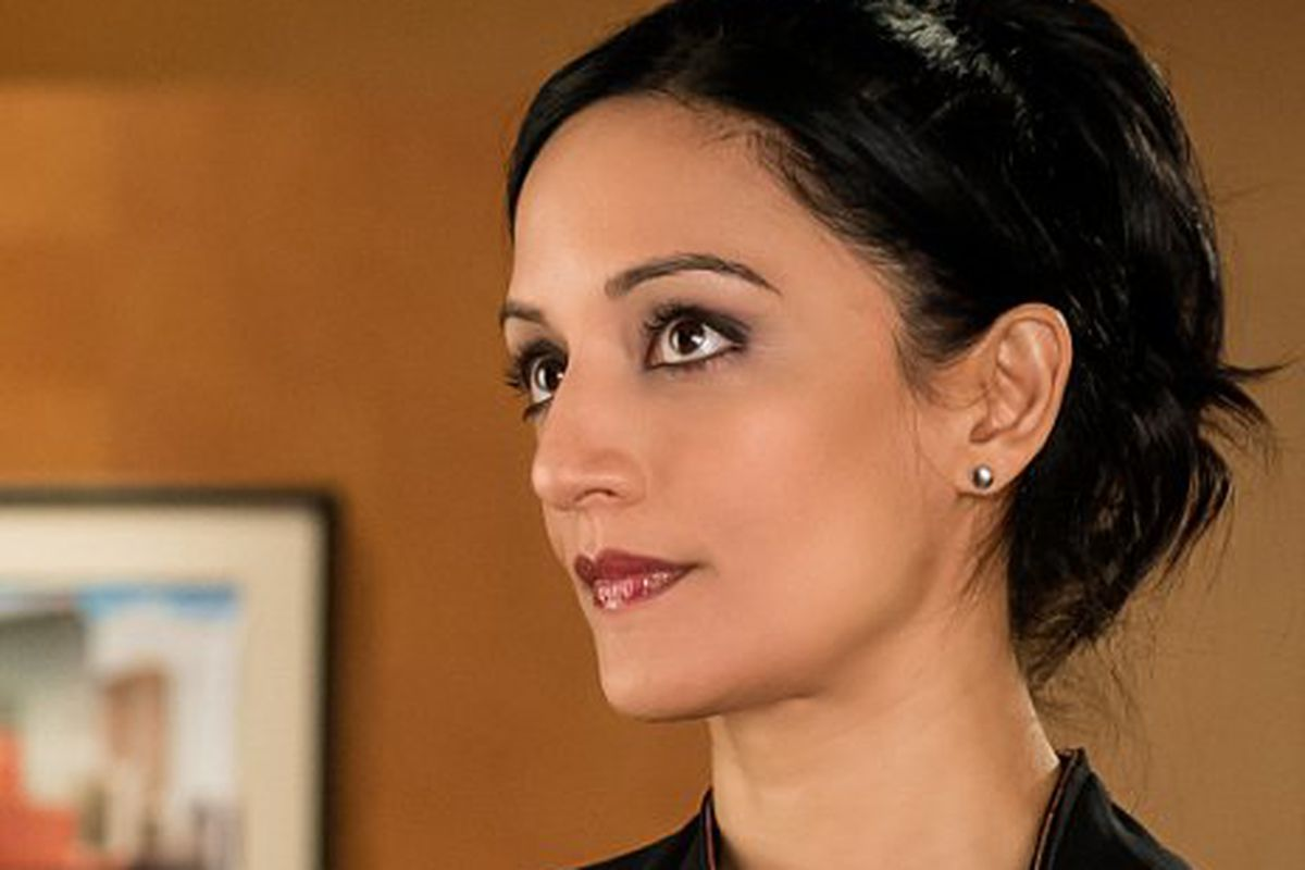 Archie Panjabi plays Kalinda Sharma