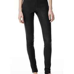 """The <a href=""""http://www.theory.com/Piall-L-Danish-Pant/D0700293,default,pd.html?"""">Piall L Pant in Danish Leather</a>, $995"""