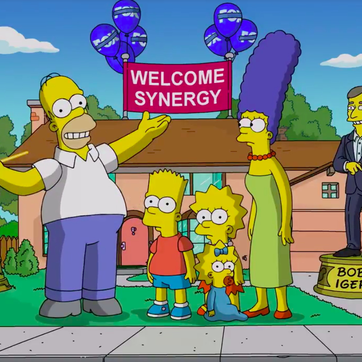 The Simpsons Will Stream Exclusively On Disney The Verge