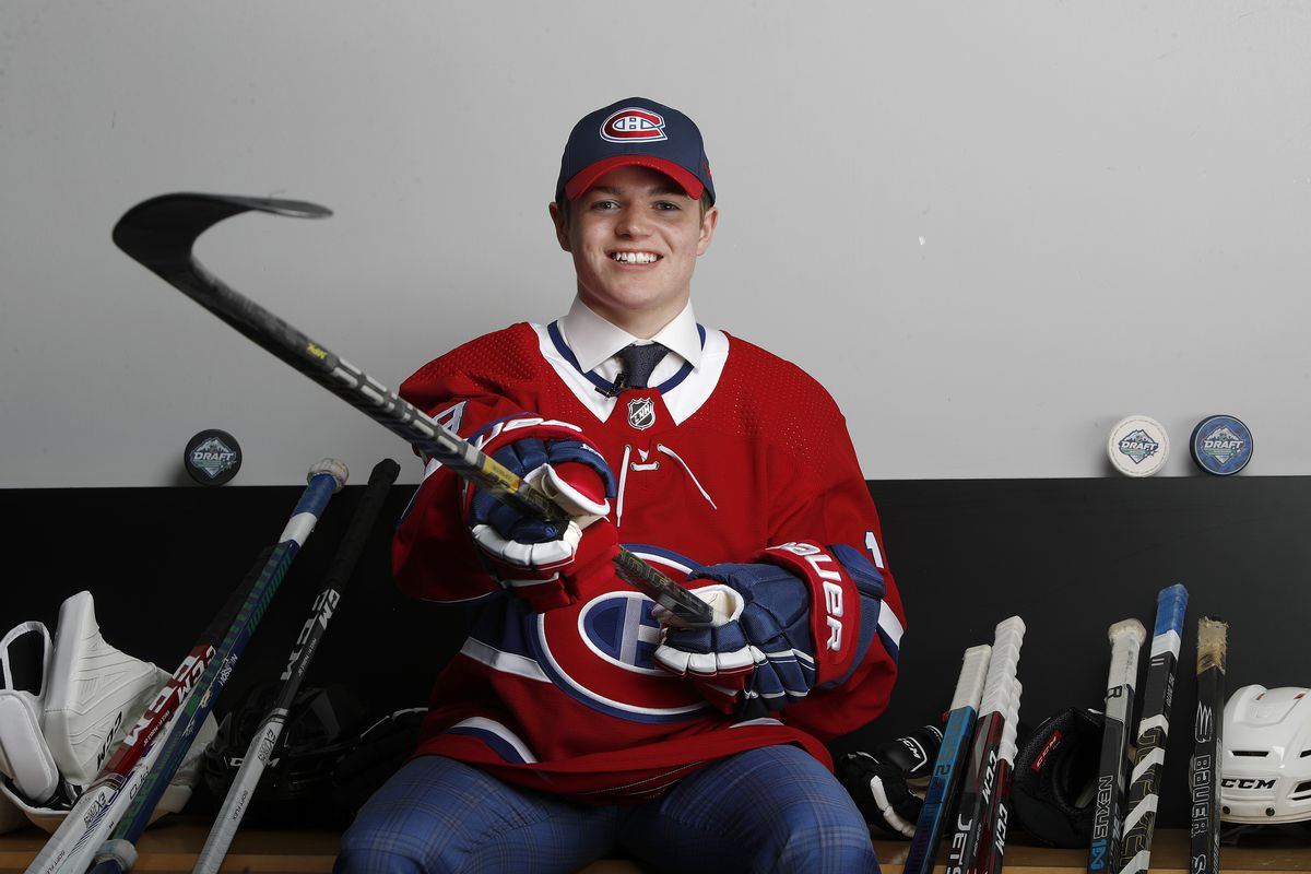 Monday Habs Headlines: Cole Caufield will decide where he plays next year