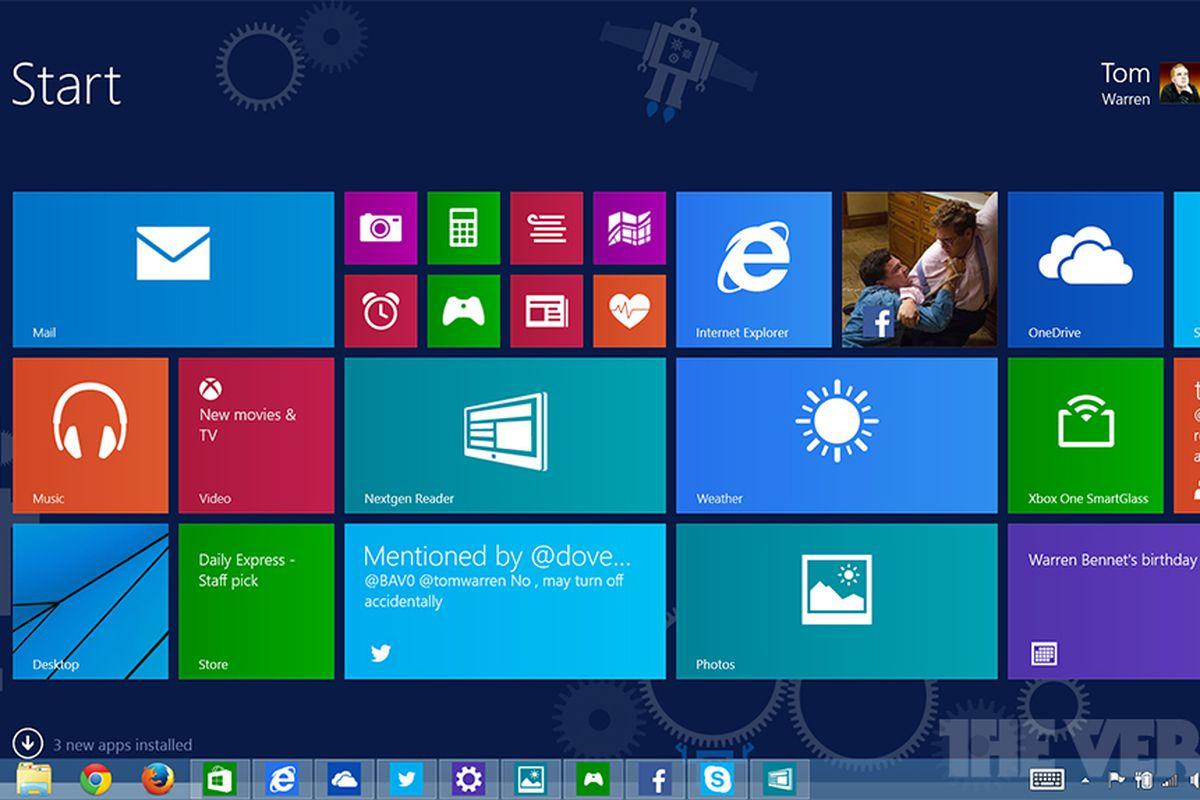 New Windows 8 1 Update 1 Leak Reveals Boot-to-desktop And Ui Changes