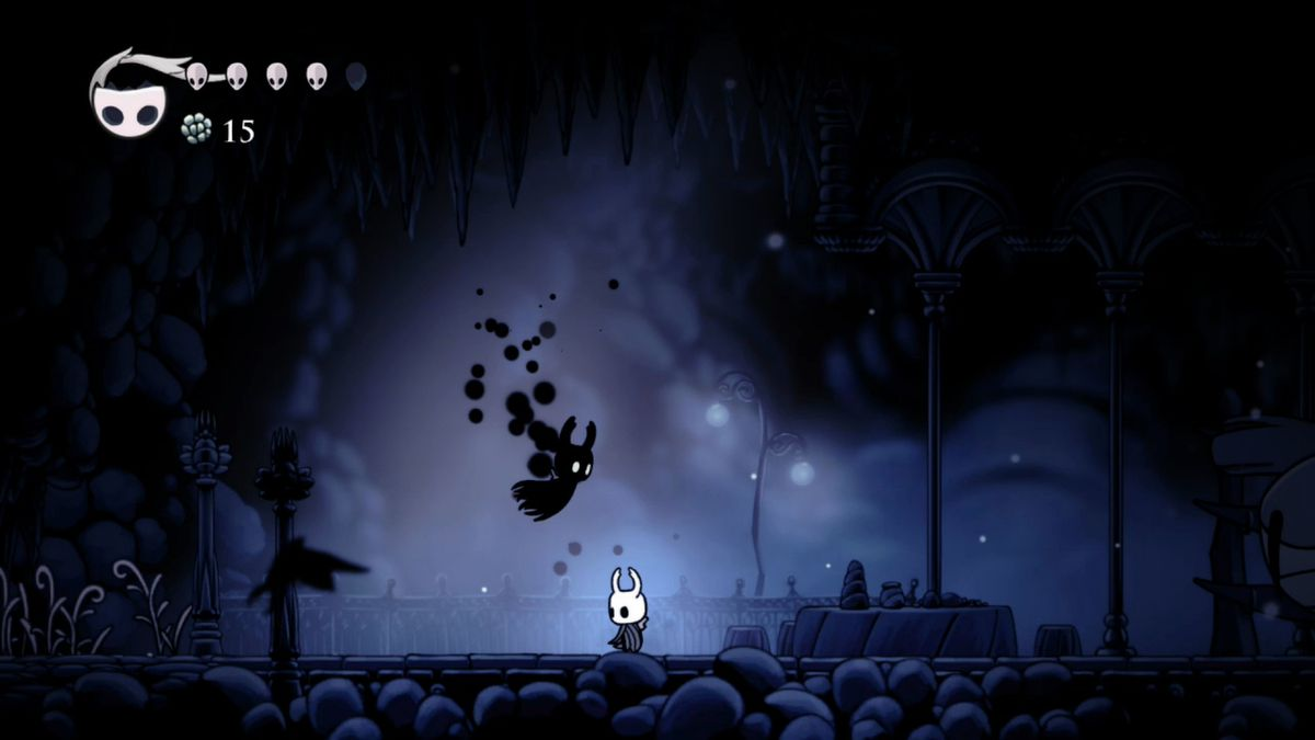 Hollow Knight Guía basica