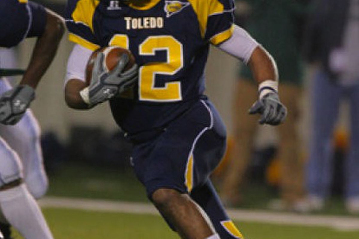 """Bowling Green defenses were haunted by Eric Page-mares. You wake up in a chill and down by 19 points. (photo via <a href=""""http://www.utrockets.com/ViewArticle.dbml?DB_OEM_ID=18000&ATCLID=204915031"""" target=""""new"""">utrockets.com</a>)"""