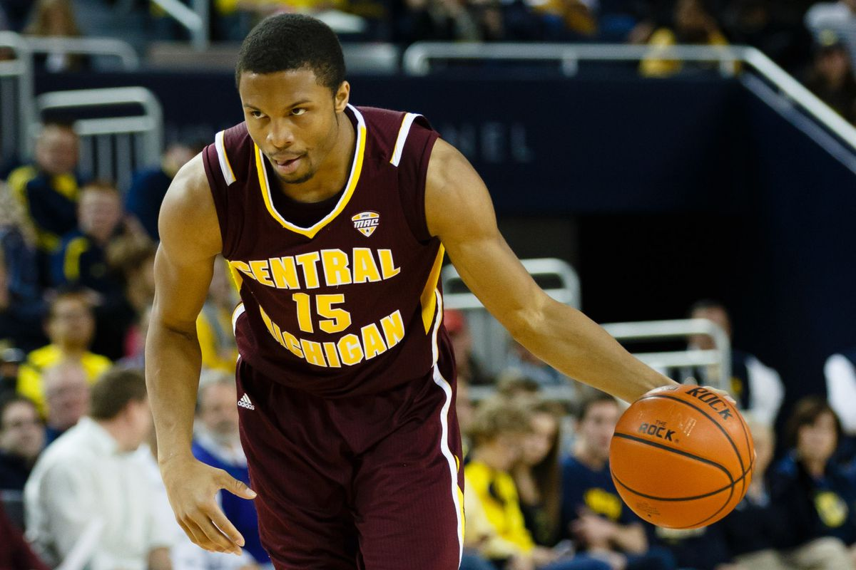Chris Fowler didn't have his best night, but it didn't matter as CMU pulled out the tough win anyway.