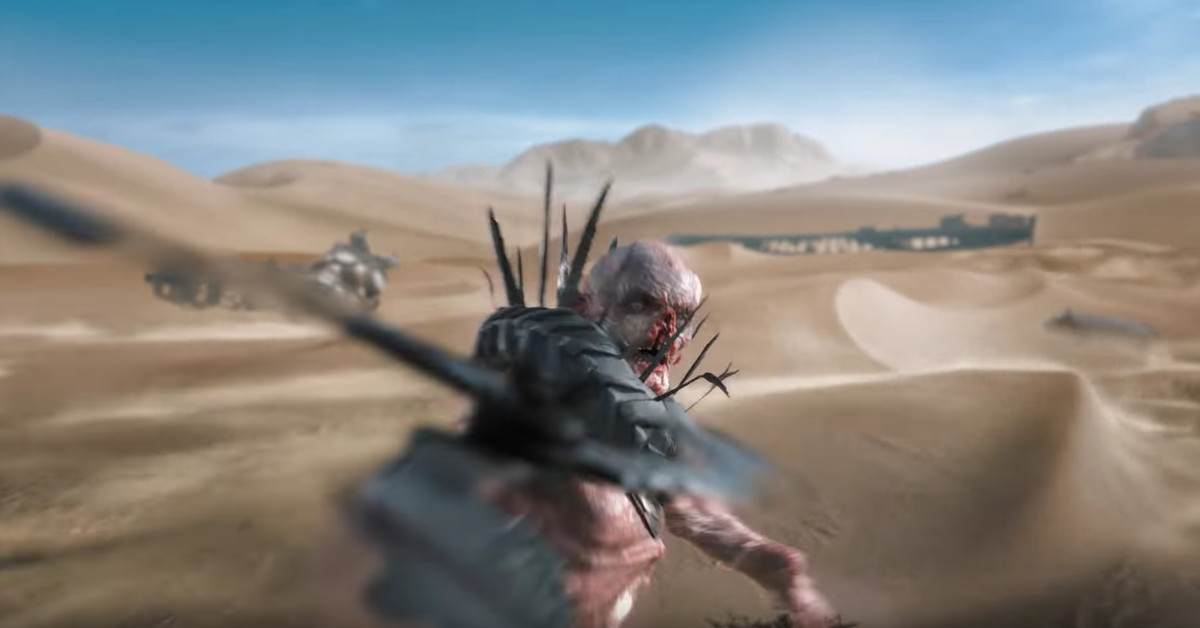 When I asked about Rage 2's worst character, I got an unexpected response