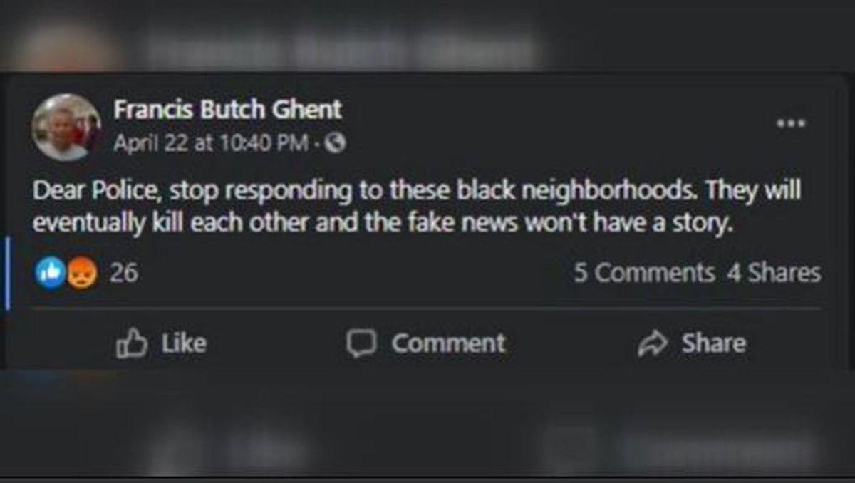 Francis Butch Ghent