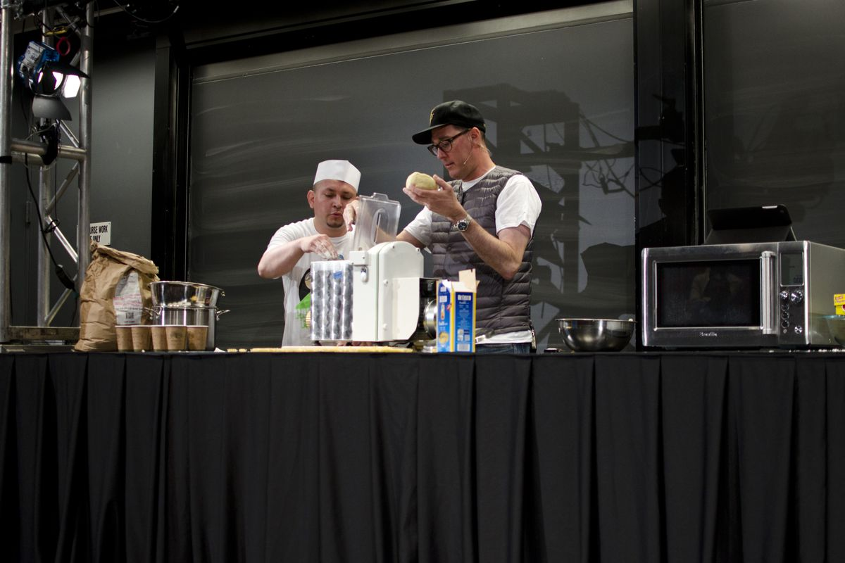 Mark Ladner - Science & Cooking 04