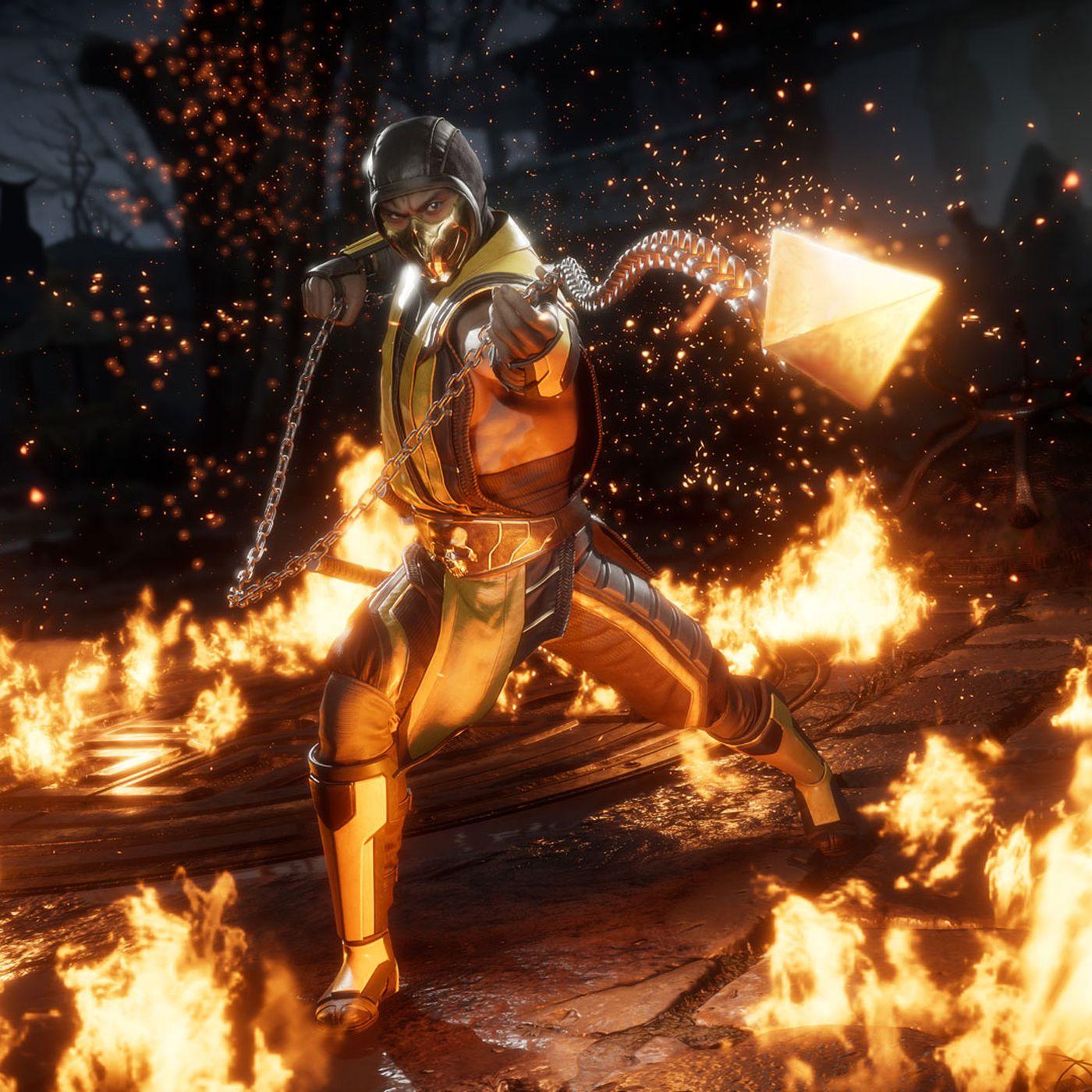 Mortal Kombat 11 Review Polygon