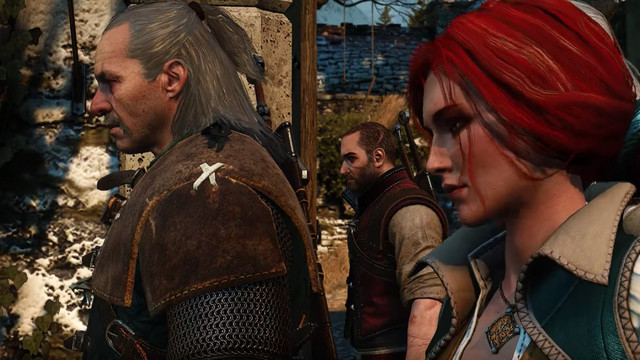 the witcher 2 prologue how to get into the chathedral