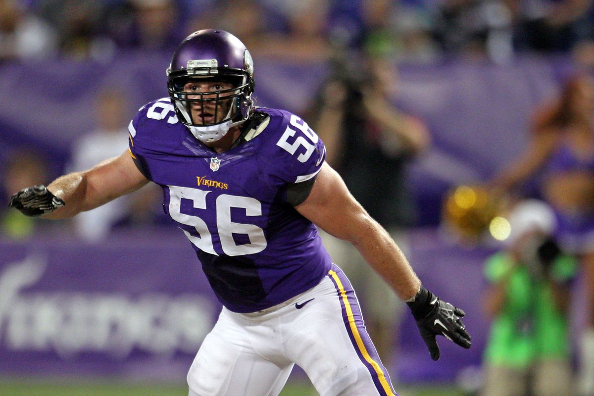 Mike Mauti is 100% healthy and ready to step up.