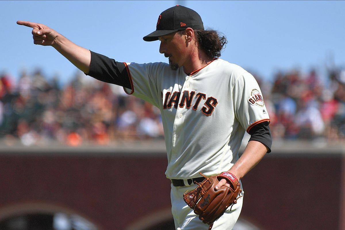 MLB: Philadelphia Phillies at San Francisco Giants