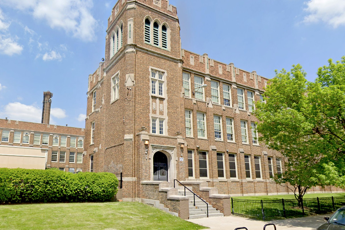 An employee at Steinmetz College Prep was removed for allegations of misconduct with a student, according to an email sent Jan. 31, 2020.