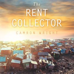 """Larraine Nelson recommended """"The Rent Collector"""" by Camron Wright."""