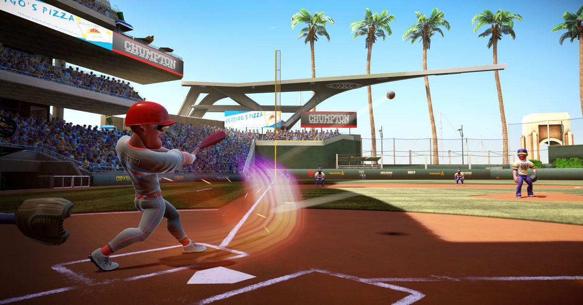 Super Mega Baseball 2 adds cross-platform support to