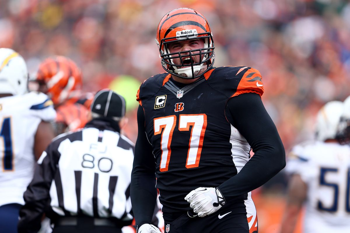 "Andrew Whitworth will test market if Bengals don t ""step up"