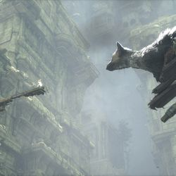 Aha, there it is! You've probably seen this screenshot of <em>The Last Guardian</em> before.