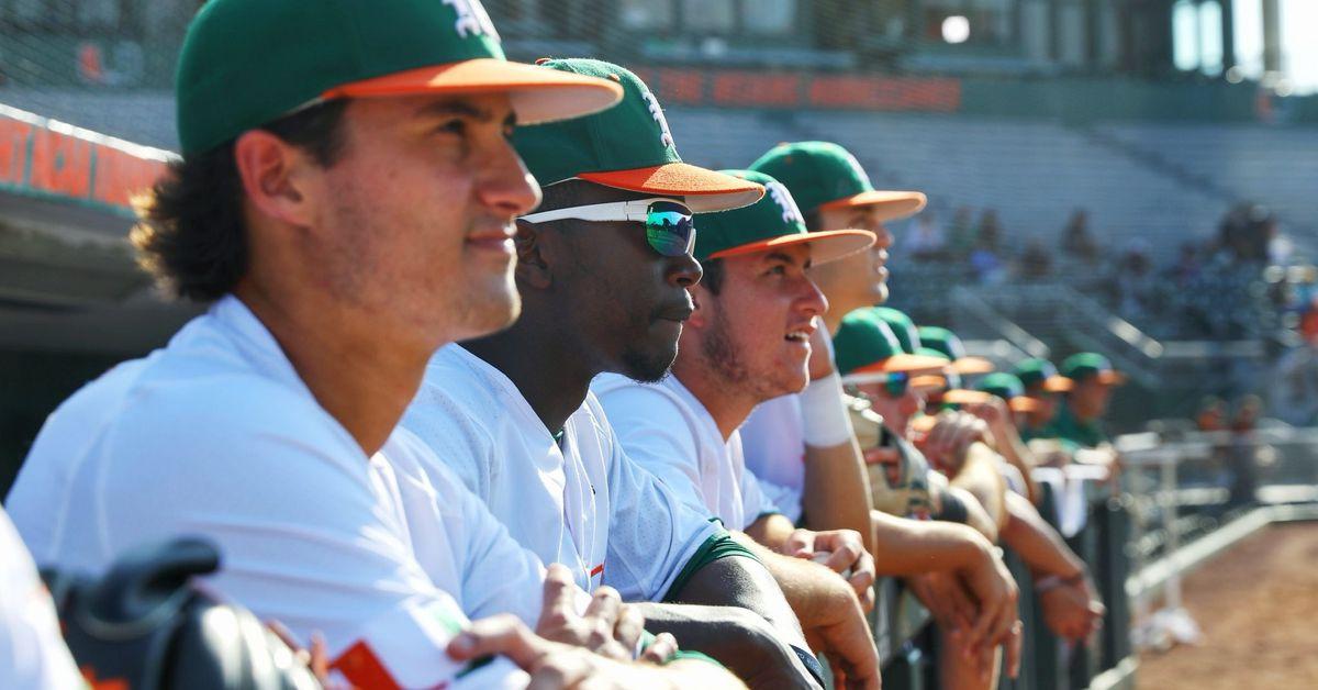 No.2 Florida 5, No.1 Miami 3: 'Canes Fall Short, Swept on Sunday