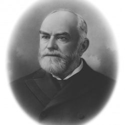 Alfred Tubbs, founder of Chateau Montelena. [Source: Chateau Montelena]