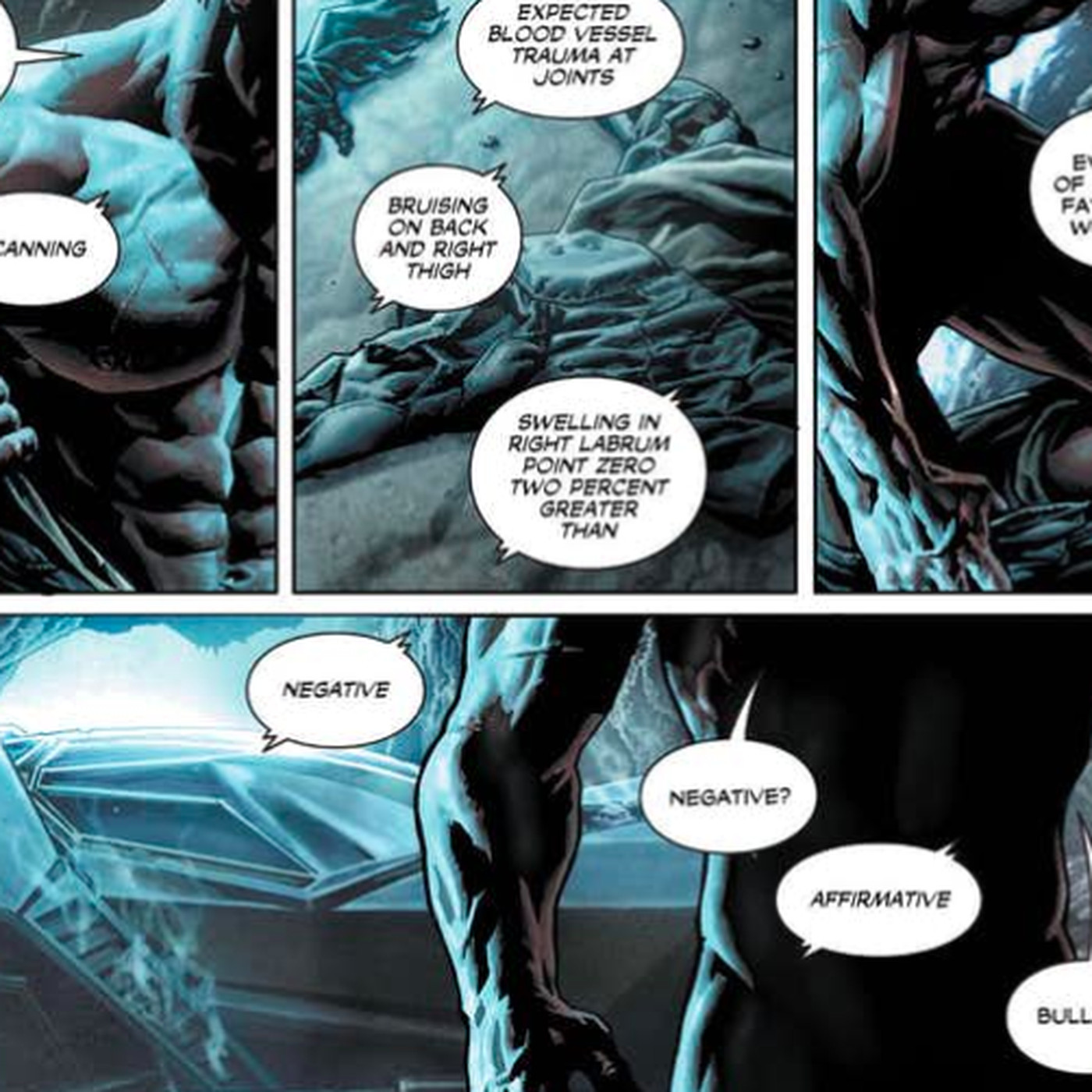 Batman S Penis Is In A Comic Book For The First Time Ever Vox