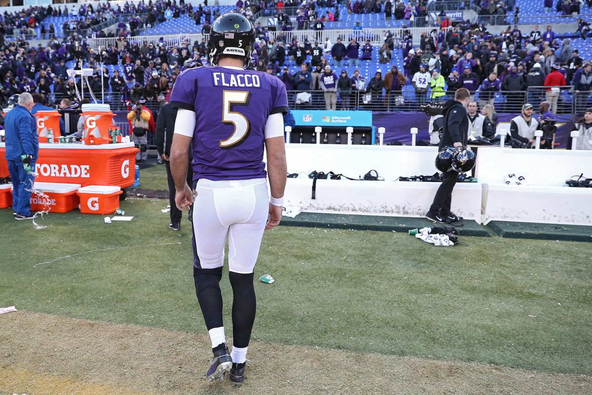 9fef3ba4 Will Joe Flacco play for the Ravens or another NFL team in 2019 ...