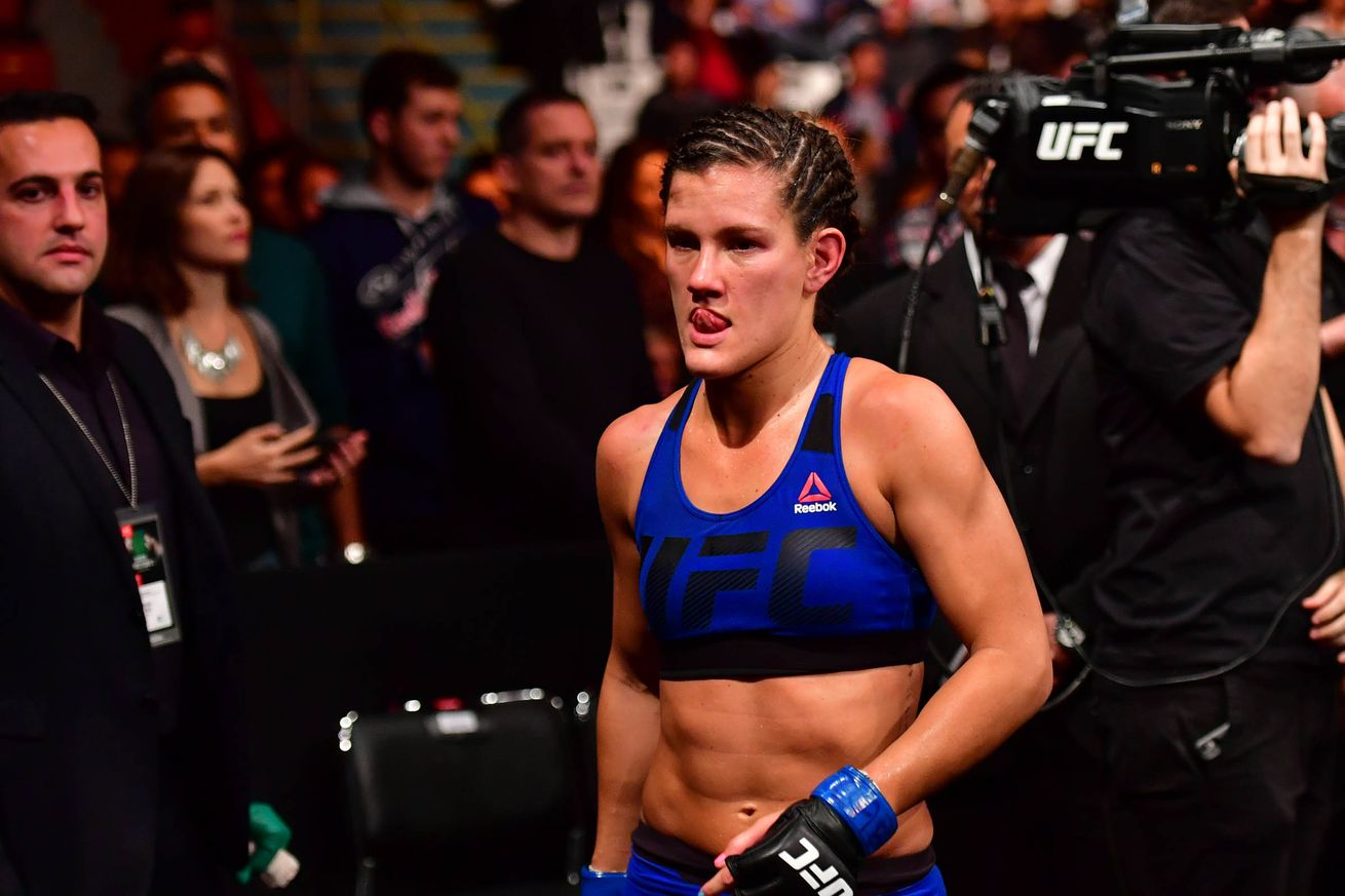Report: Cortney Casey fails drug test for UFC 211, win over Jessica Aguilar ruled no contest