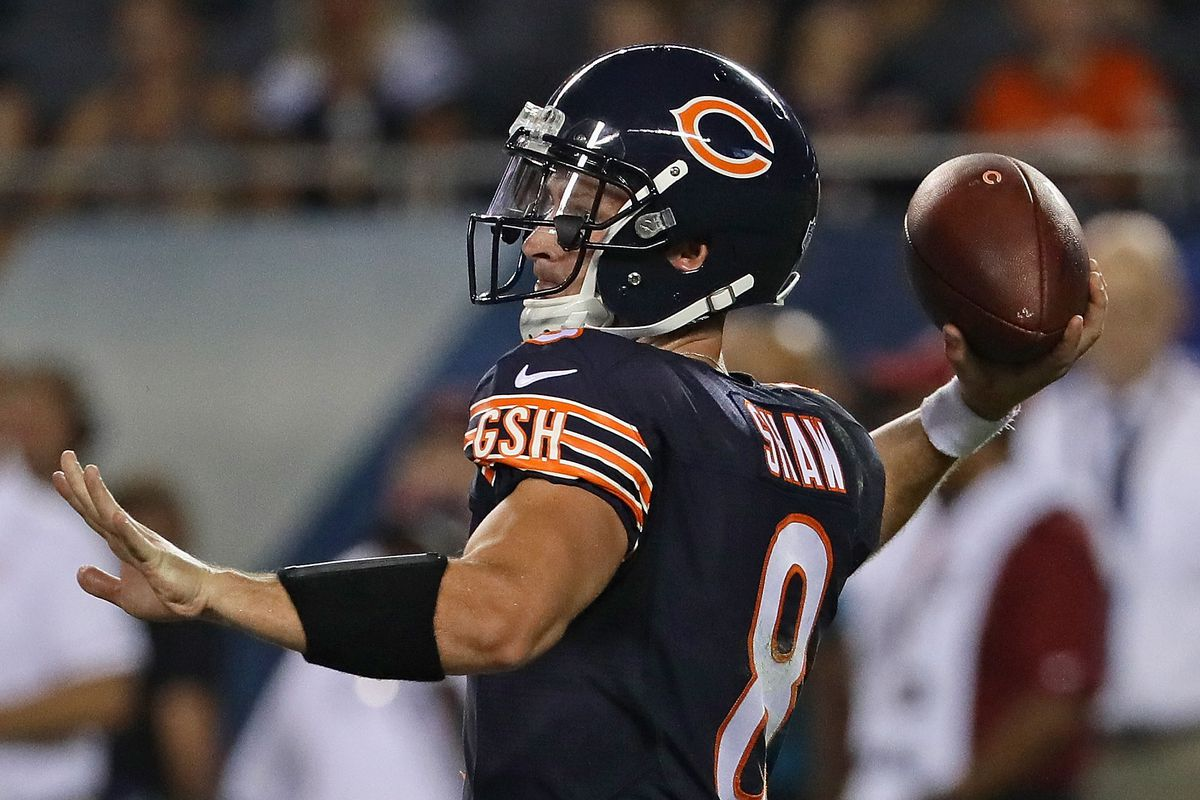 Please don't go: Bears holding onto Connor Shaw after all