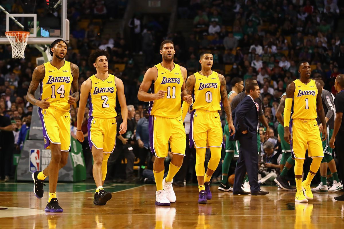 Los Angeles Lakers given fifth-best odds to win 2019 NBA ...Lakers Roster