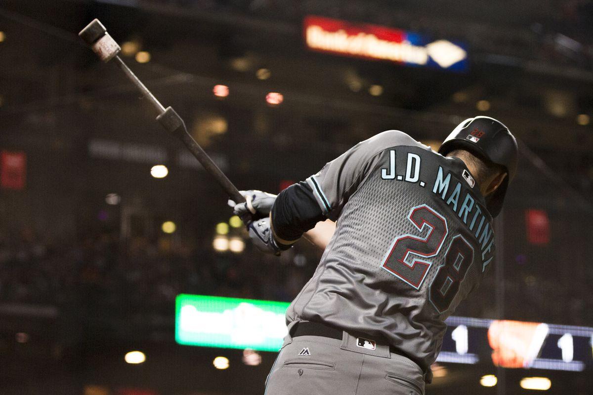 buy popular 00ee8 fd5a5 Daily Red Sox Links: J.D. Martinez, Andrew Benintendi, Blake ...