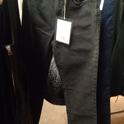 Acne jeans, $180