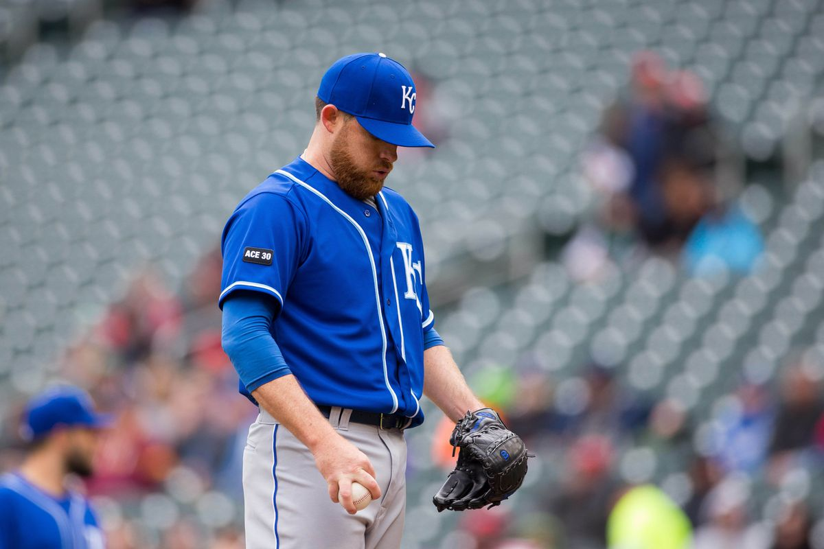 Royals select Eric Skoglund from Omaha; place Danny Duffy on DL