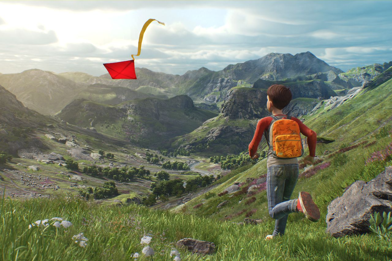 Why video game engines may power the future of film and