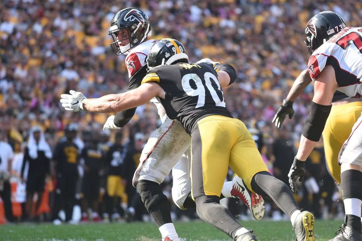 ac69add6 9 Winners and 2 Losers after the Steelers win over Atlanta in Week 5 ...