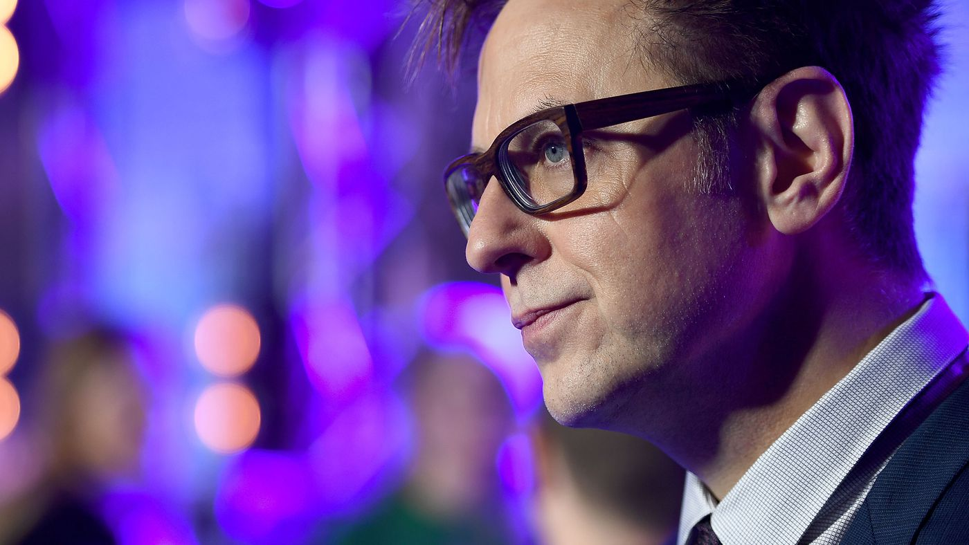 James Gunn returning to direct Guardians of the Galaxy 3