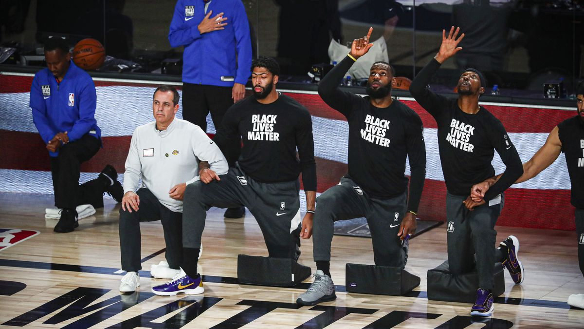 Nba Players Stopped Playoff Games To Protest The Jacob Blake Shooting Vox
