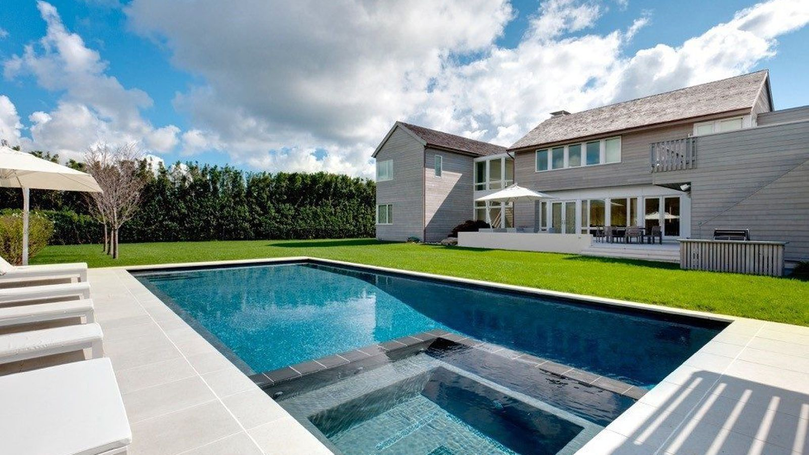 Here are the latest trends in hamptons pool design for Pool design trends
