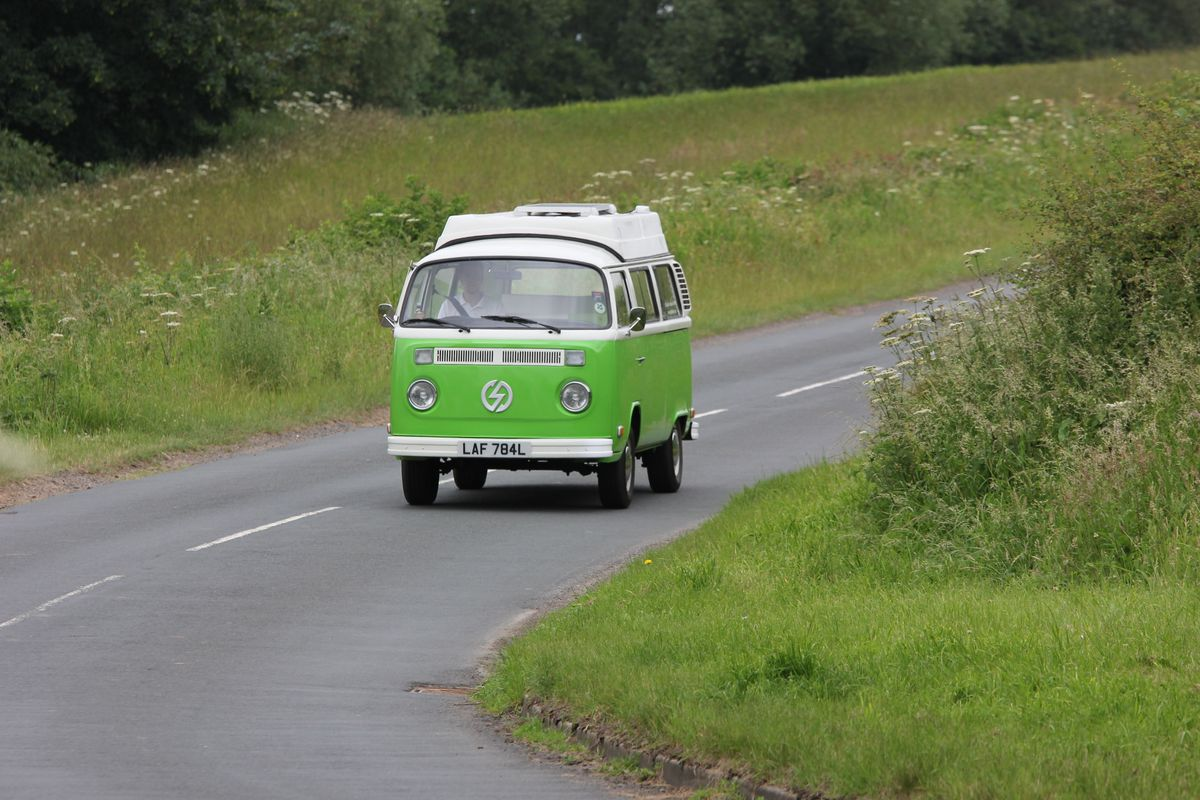 Rent This Emission Free Electric Vw Bus For 67 Per Night Curbed