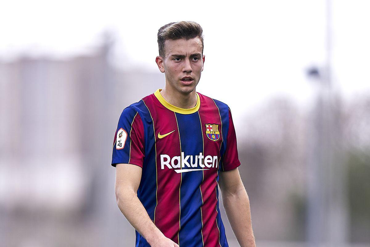 RCD Espanyol B v FC Barcelona B - Segunda Division B