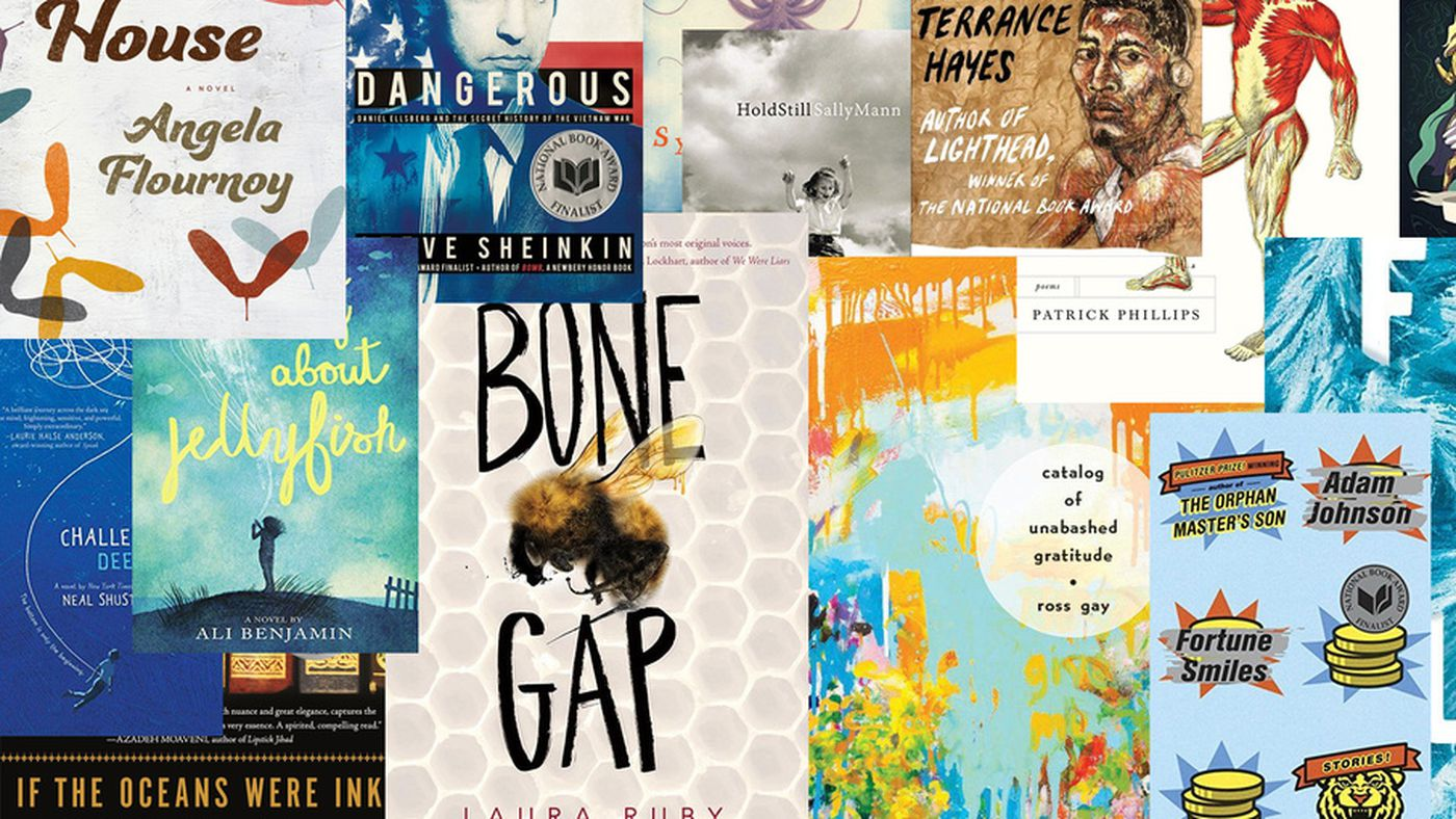 We read all 20 National Book Award nominees for 2015  Here's
