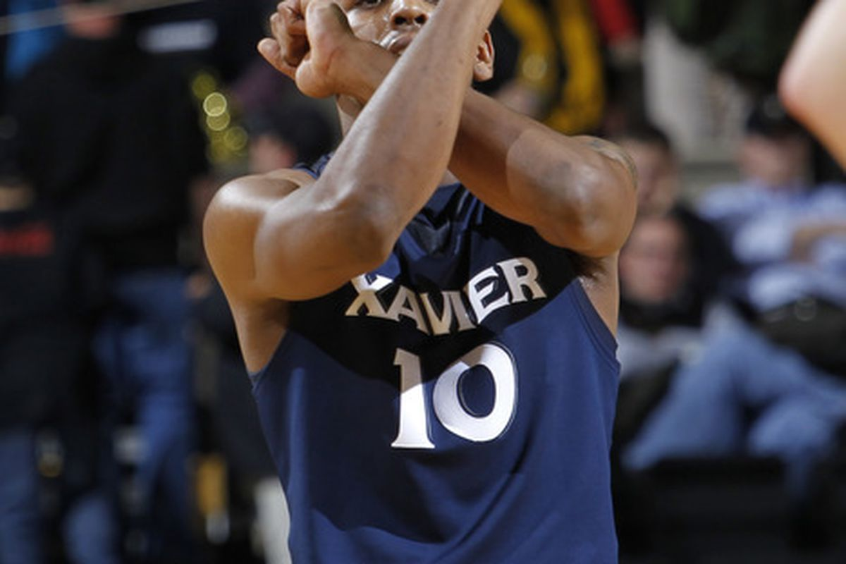Like him or not, Xavier is a far lesser team without Mark Lyons.