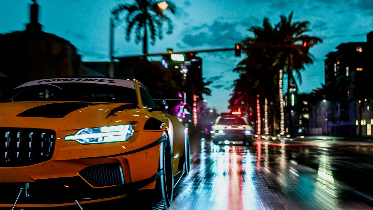 Need For Speed Heat Review Sufficient But Not Necessary Polygon