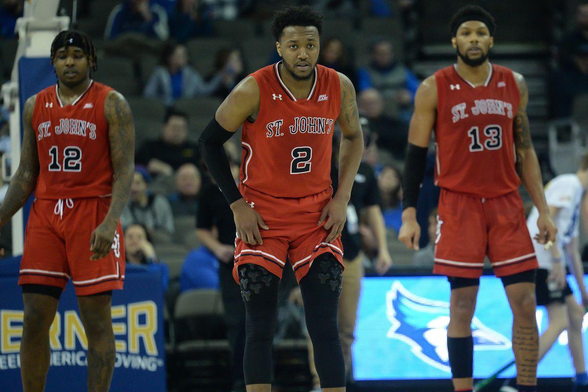 NCAA Basketball: St. John at Creighton