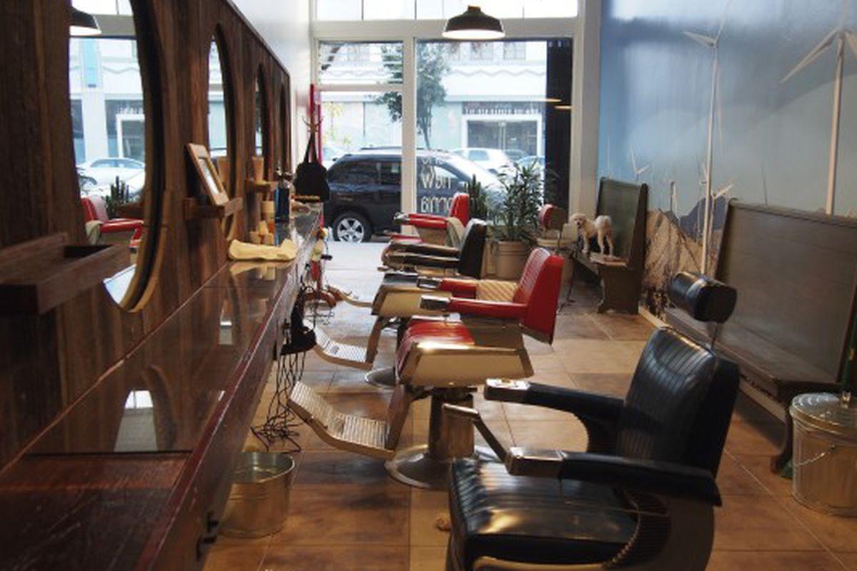 "Image via <a href=""http://thenewcaliforniabarbershop.com/"">The New California Barbershop</a>"