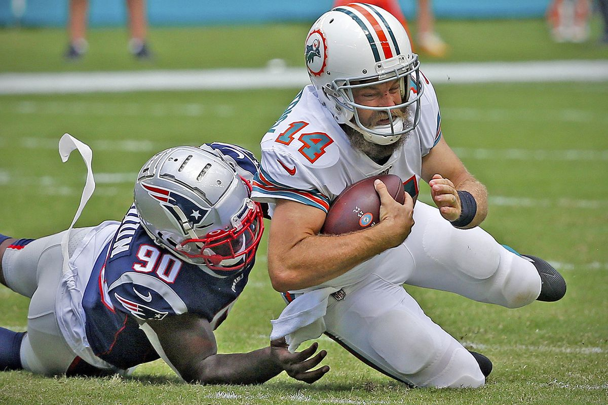 These are the four reasons why the Miami Dolphins have the leagues worst offense