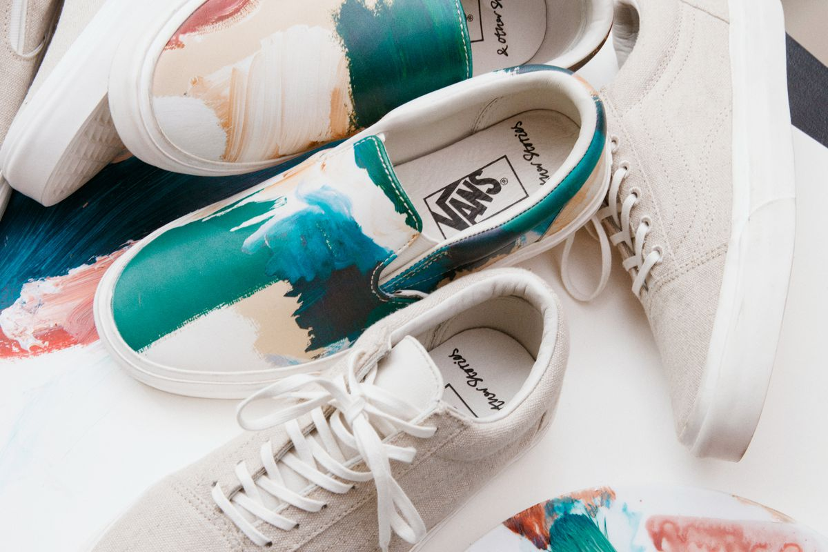 57eeb4baa359 Vans x   Other Stories New Sneaker Collab is Here - Racked